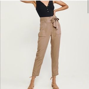 Abercrombie high waisted pants